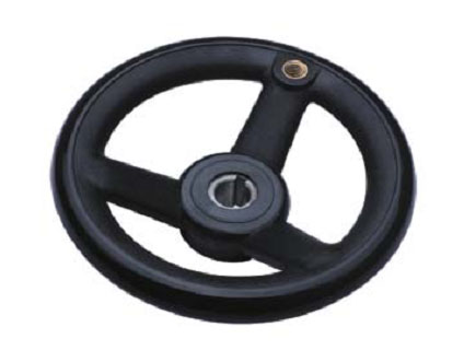 three spoke hand wheel